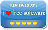 ILoveFreeSoftware Award
