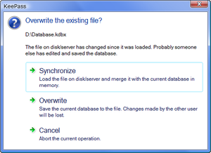 Task Dialog Screenshot